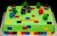 ninjago cake   Ninjago cake   Baked In Heaven
