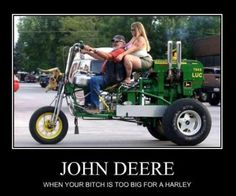 Me and My Old Lady on a Pimped Out John Deere Tractor ---- funny pictures hilarious jokes meme humor walmart fails Redneck Humor, Redneck Trucks, Redneck Quotes, People Of Walmart, Rednecks, We Are The World, Car Humor, Way Of Life, Laugh Out Loud