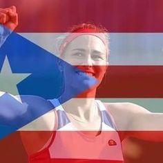 Monica Puig- Olimpics 2016 Pierto Rican Tennis Gold Medallist