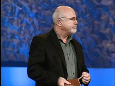 Excellent video.....48 minutes of Dave Ramsey talking about how to get out of debt and experience FREEDOM!!!