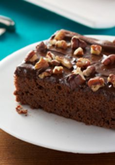 Best-Ever Texas Sheet Cake -- So what makes this dessert recipe one the best ever? The deep chocolate flavor and toasted pecans found in this delicious Texas sheet cake.