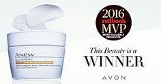 #Avon #Clinical #ExtraStrength #PeelPads use a complex of 5 acids (including alpha hydroxy acid) to #retexturize & #replenish your skin. #AvonRep Shop Avon Beauty Boutique at www.youravon.com/lauriepowell.