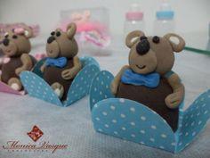 Festa Infantil - Tema : Ursinho