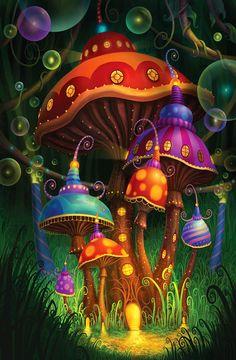 #Mushrooms - https://www.etsy.com/shop/TheCranberryBarn ~ #TheCranberryBarn