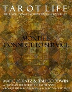 Tarot Life Book 6: Connect to Service by Tali Goodwin…