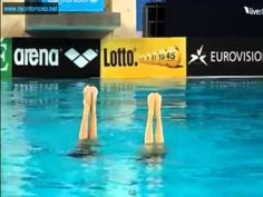 This is awesome! Routine to Michael Jackson in synchronized swimming  in the Olympics. @damaliabrams