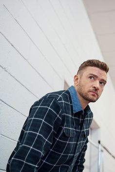 Levi's & Justin Timberlake Reveal New Menswear Collection Justin Timberlake, Ellen Degeneres, Cute Actors, Disney Stars, American Singers, American Actors, Camila, Britney Spears, My Boyfriend