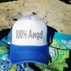 100% Angel Trucker