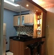 Minibar with fully occupied with snacks, drinks and kitchen utensils http://safahomestay.webs.com/photo-gallery
