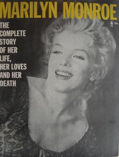 Marilyn Monroe - Magazines Covers - Marilyn Magazines