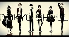 Tokyo Ghoul~ This pic is so cool!