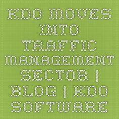 KDO moves into Traffic Management sector | Blog | KDO Software
