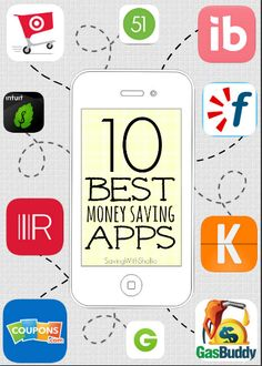 The 10 Best Money Saving Apps. Find the best deals, get the best prices and spend less on groceries, clothes, tech, travel and more with these must-have apps.