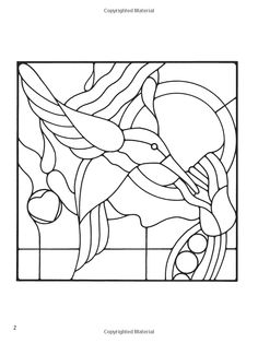 Birds and Butterflies Stained Glass Pattern Book: 94 Designs for Workable Projects: Ed Sibbett Jr.: 0800759246205: Amazon.com: Books