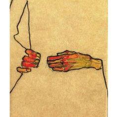 Egon Schiele, 1910 - therow's photo on Instagram