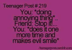 Omg me and my guy friend always do that