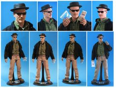 Breaking Bad, Now in Awesome Action Figure Form. Wish I can have this.