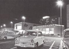 Karl-Marx-Allee, Berlin 1968