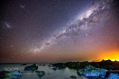 Wellington South  The rugged Wellington South Coast in Wellington New Zealand near the end of the Milky Way season  Camera: NIKON D750 Lens: 12.0-24.0 mm f/4.0  Join the Milky Way Group http://ift.tt/2sf2DTT and share your Milky Way creations or findings with the world! Image credit: http://ift.tt/2y2vD5u Don't forget to like the page or subscribe for more Milky Imagery!  #MilkyWay #Galaxy #Stars #Nightscape #Astrophotography #Astronomy