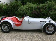 1964 Lotus Seven Series 1/2 All Aluminium Body Restored,