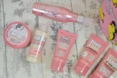 Soap and Glory x Rodnik Set
