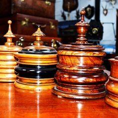 Dutch Tobacco Jars - The Hoarde
