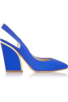 Chloéheels blue