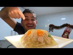 Reteta de PIFTIE de CURCAN ✍️DEFINITIVA / racitura de pasare - YouTube Romanian Food, I Foods, Food Videos, Ethnic Recipes, Youtube, Meat, Youtubers, Youtube Movies