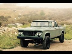 Icon Dodge D200 Power Wagon — The Man's Man