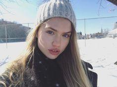 "7,990 Likes, 55 Comments - Alexandria Morgan (@alexandriatothemax) on Instagram: ""brrr-ooklyn ❄️"""