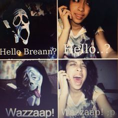 Scream lol