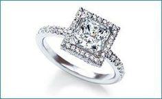 Custom Tacori Engagement Ring Style No Ht 2530A 22