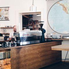 Five Elephant Coffee & Cake | Berlin, Germany