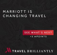 #MarriotHotels is changing travel. See what's next.#travelbrilliantly http://travel-brilliantly.marriott.com/