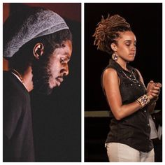 "Chronixx and Kelissa, see why these two artists are becoming major players in Jamaica's ""Reggae Revival"" as reported by #VOGUE magazine."