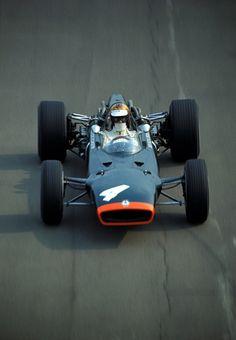 1967, Großbritannien GP, Silverstone, Mike Spence, BRM