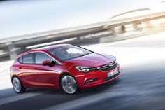 The completely new vehicle architecture of the Opel Astra plays a major role in the weight reduction. Every component was checked for compact design and lightweight materials.