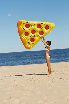 pizza float - urban outfitters  I'm gonna get this