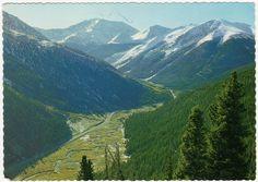 Independence Pass, 12,095 feet between Aspen, Leadville and Buena Vista