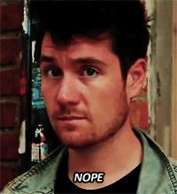 When someone tells me they don't like Bastille then still want to be my friend