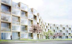Big Architects Residential  #BIGArchitects Pinned by www.modlar.com