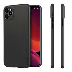 memumi Slim Case for iPhone 11 Pro Max 6,5 inch 2019, 0.3 mm Ultra Slim Matte Finish Coating Thin Fit for iPhone Pro Max Case Price: $9.74 & FREE Shipping #trending >>#android >>>#apple >#superbrand >>#newmobile >>>#accessories >#topbrand >>#buynow >>>#fancyphonecoers Follow us @proshopperz @probuyerz @estorefast #estorefast Iphone T, Iphone Cases, Mobile Cases, Mobile Phones, New Mobile, Iphone Models, Fashion Jewellery, Free Shipping