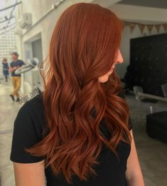 The Half up French Braid, French braids are a very great method to add some cuteness to your hair. Hair Color Auburn, Auburn Hair, Red Hair Color, Natural Red Hair, Dark Copper Hair, Red Hair Dark Roots, Natural Redhead, Red Hair Inspo, Ginger Hair Color