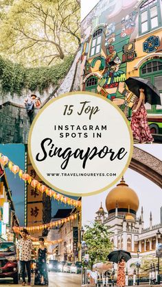 Singapore is such a photogenic city with stunning temples, beautiful parks and g… Singapur ist eine so fotogene Stadt mit Bali, Cool Places To Visit, Places To Travel, Top Travel Destinations, Holiday Destinations, Singapura, Singapore Travel Tips, Singapore Itinerary, Map Of Singapore