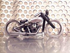 Bike 84 Knuckle Down | www.browndogwelding.com www.yearofthe… | Flickr