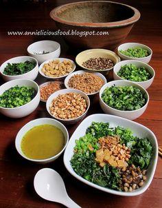 Annielicious Food: Thunder Tea Rice (河婆雷茶)