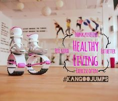 Jumps healthy lifestyleKangoo Jumps healthy lifestyle supplement is a revolutionary weight-management pill that has taken the market by storm. By promising results in little over a month, the solution makes use of a continuous fat burning process th. Just Do It, Have Fun, Monday Motivation, Fitness Motivation, Jump Workout, Kangoo Jumps, Group Fitness Classes, Fit Girl, Stay Fit