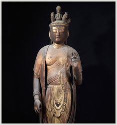 十一面観音立像 像高176.3 鎌倉 忍辱山 圓成寺