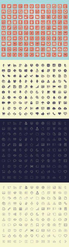 theuncreative-icons #picto