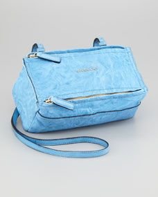Givenchy Pandora Mini Crossbody Bag, Sky Blue, love this color, could be my support the TAHS/NSW bag!